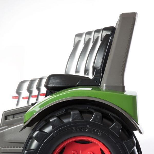Fendt 1050 Vario with front loader & two gears & brake