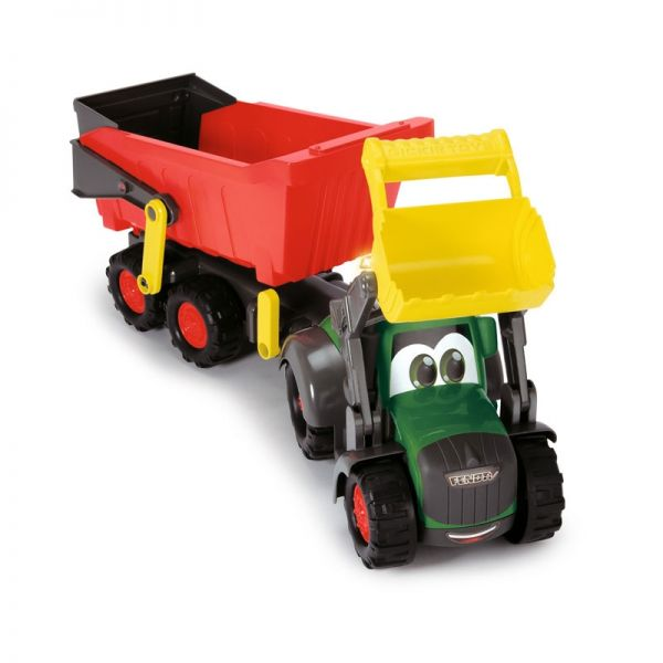 FENDTI HAPPY TRACTOR WITH TRAILER