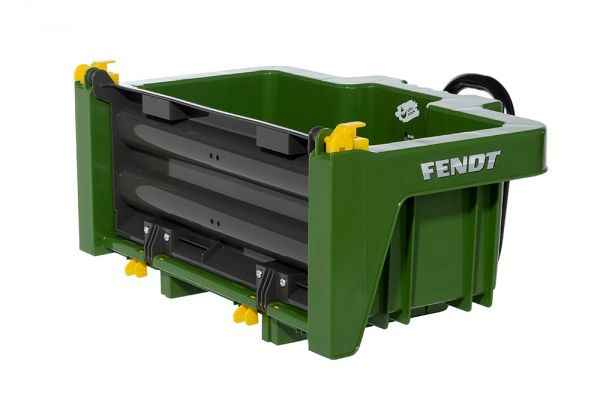 Fendt - REAR BOX from rolly toys