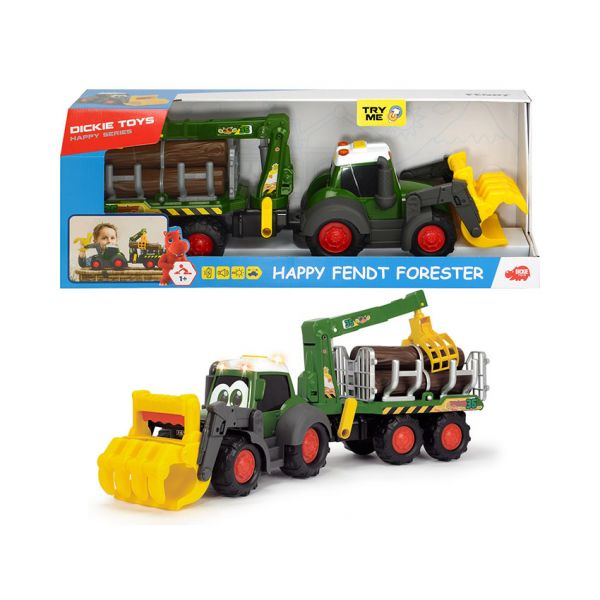 Dickie Toys Happy Fendt Forester
