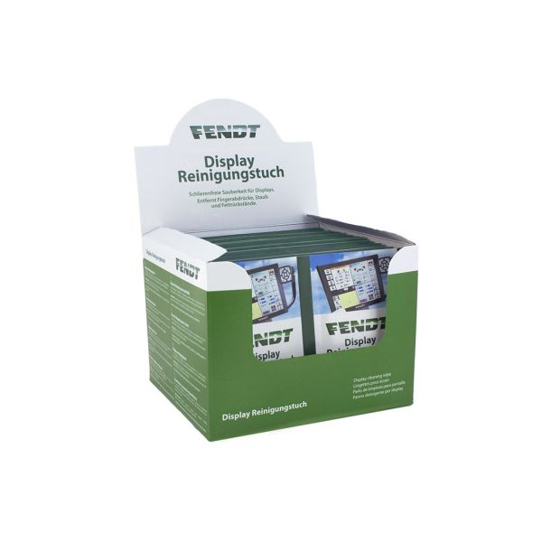 FENDT DISPLAY CLEANING WIPES