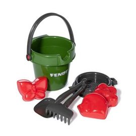 SAND BUCKETS WITH MOULDS